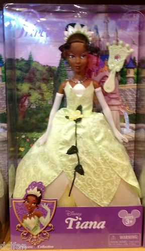 Disney Princess Tiana NEW 2013 Exclusive Doll