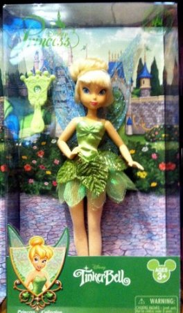 ディズニー Princess Tinker ベル NEW 2013 Exclusive Doll