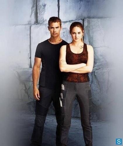 Divergent - Promotional تصاویر