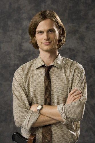 dr. spencer reid wallpaper possibly containing an outerwear and a well dressed person entitled Dr. Spencer Reid