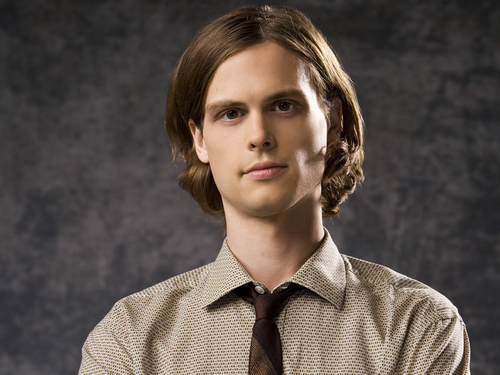 Dr. Spencer Reid Hintergrund probably containing a portrait entitled Dr. Spencer Reid