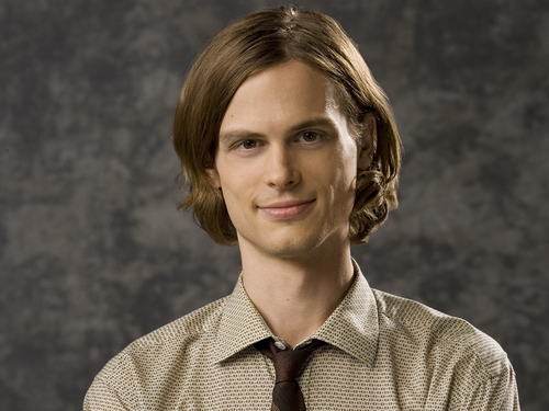 Dr. Spencer Reid wallpaper possibly with a portrait titled Dr. Spencer Reid