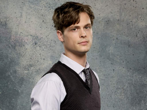 Dr.スペンサー・リード 壁紙 possibly with a business suit entitled Dr. Spencer Reid