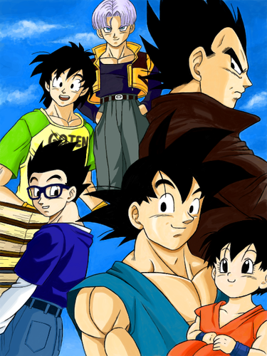 Dragon ball Z end