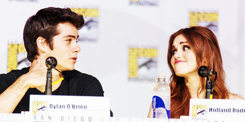 Dylan & Holland Comic Con Panel 2013