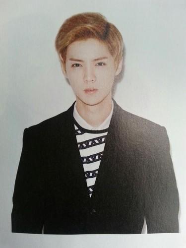EXO ~ 130720 L'Official Hommes Magazine picha