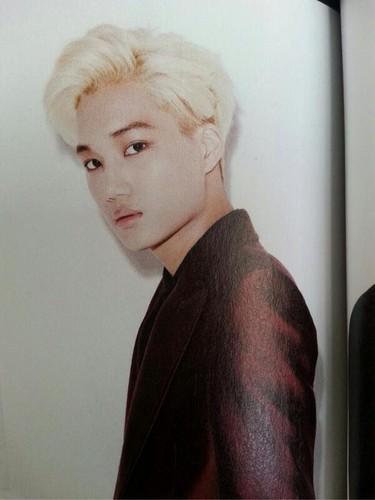 EXO ~ 130720 L'Official Hommes Magazine Photos