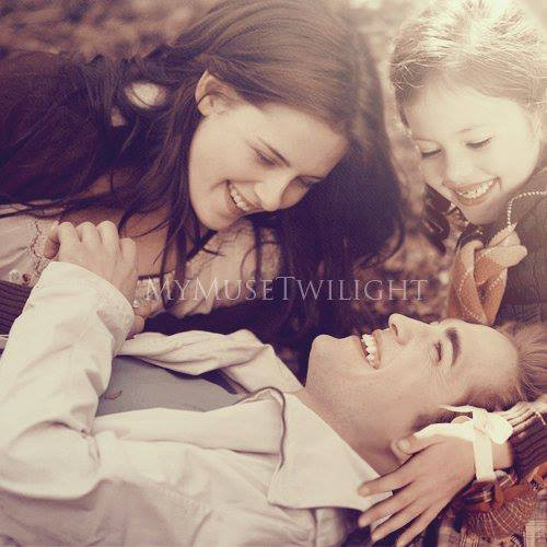 Edward,Bella and Renesmee - MiAmoreEdwardCullen Fan Art ...