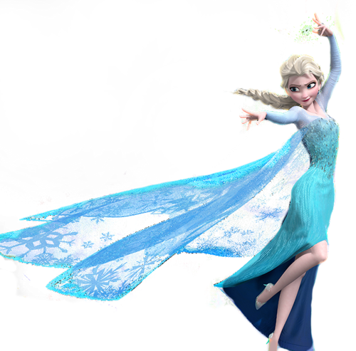 Frozen wallpaper entitled Elsa