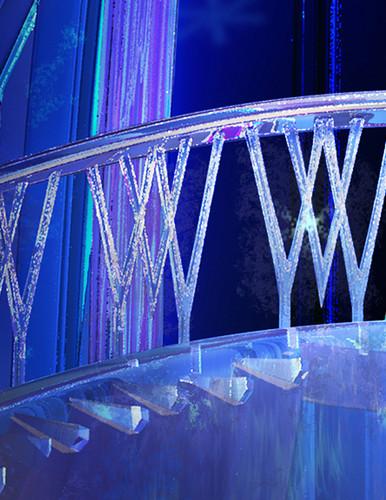 Elsa's Ice Palace