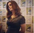 Emily Deschanel at Comic Con 2013