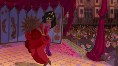 Esmeralda - Dancing at Topsy-Turvy দিন