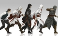 Evolution Of Ezio