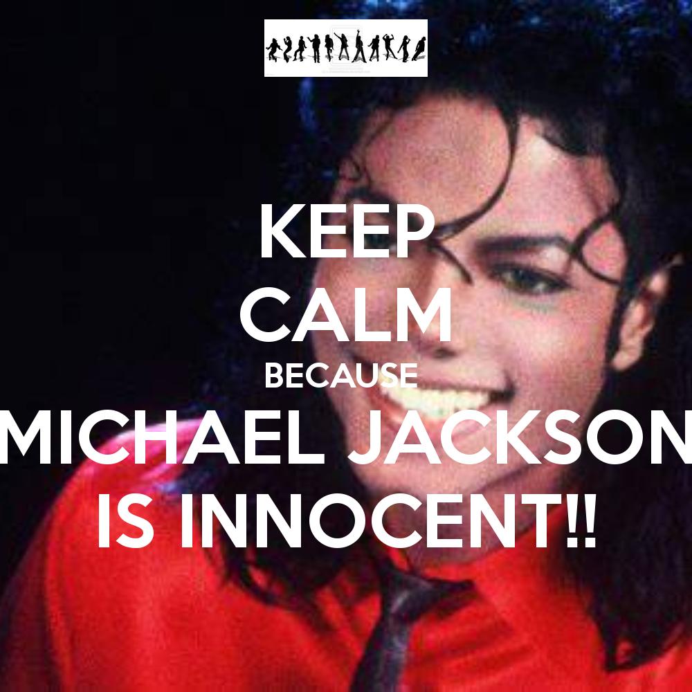FUCK WADE ROBSON, LOVE MJ <3