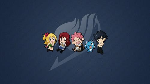 Fairy Tail Natsu Dragneel fondo de pantalla