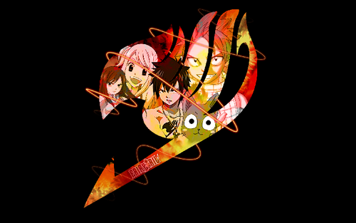 Fairy Tail Natsu Dragneel 壁纸