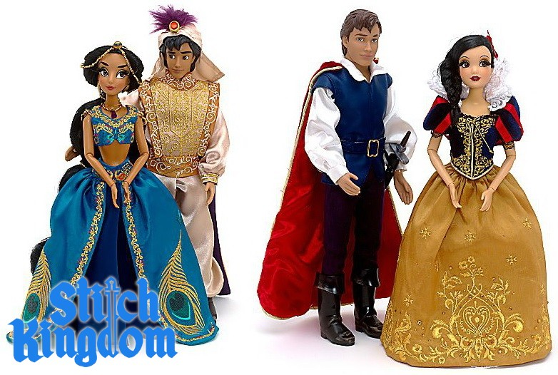 Fairytale Designer Collection Dolls from Disney Store