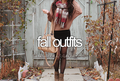 Fall Outfits!