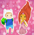 Finname - adventure-time-with-finn-and-jake photo