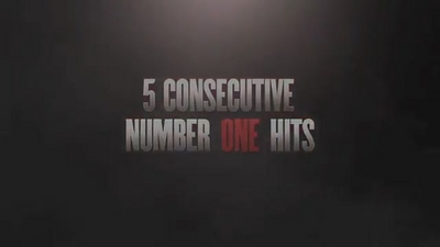 """Five Consecutive #1 Hits On The 1987 Epic Release Of """"Bad"""""""