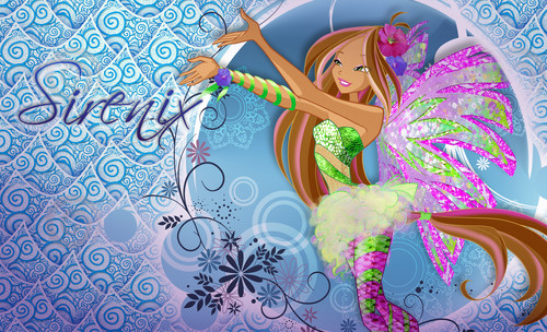 Flora Sirenix wallpaper