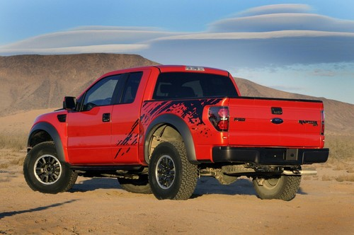 Ford F-150 Raptor Wallpapers.