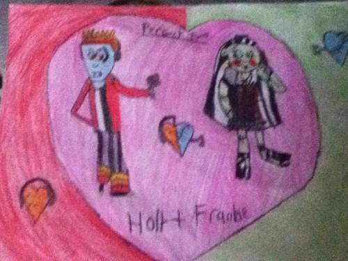 Frankie x Holt