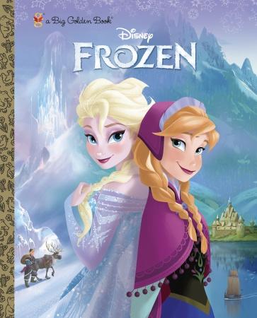 Холодное сердце Book