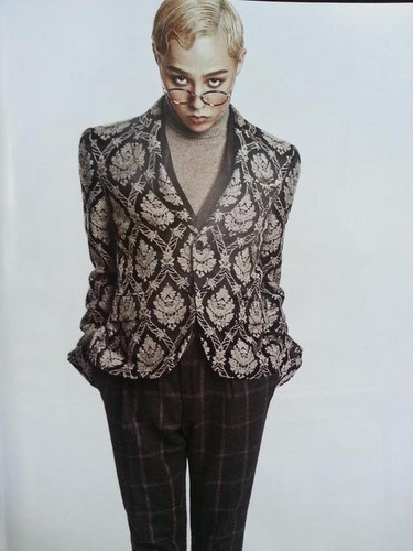GD for Vogue