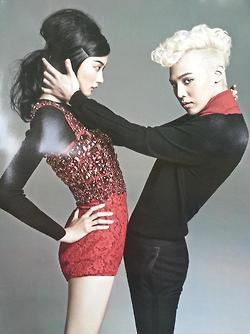GD for Vogue