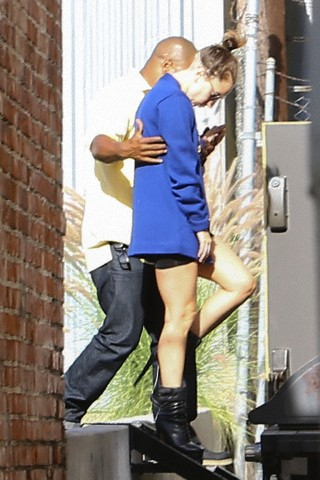 Gaga in Los Angeles (July 14)