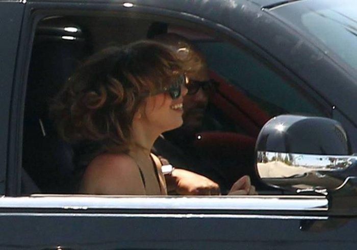 Gaga in Los Angeles (July 16)