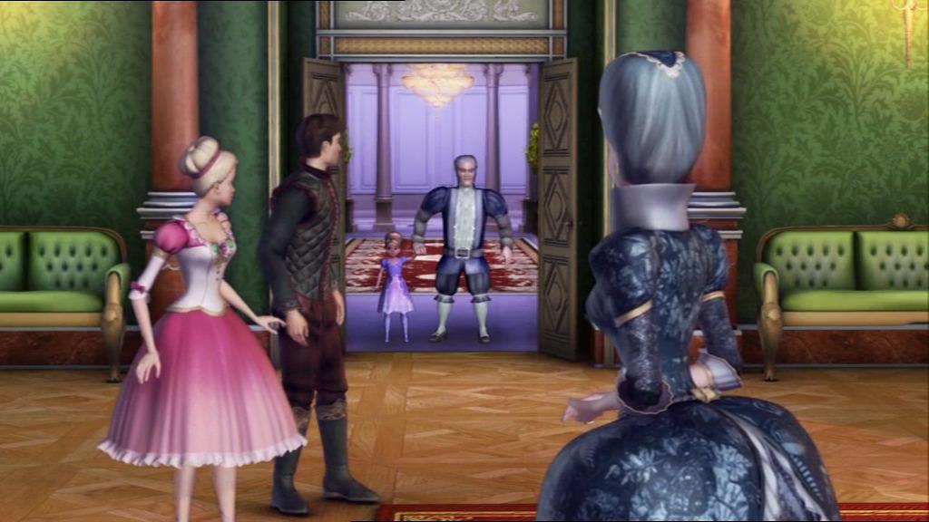 Genevieve - Final Battle with Rowena