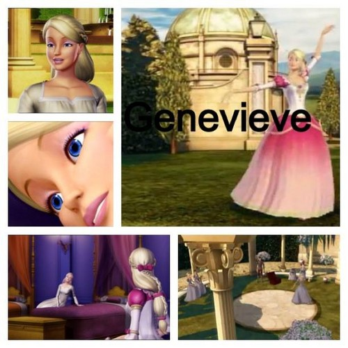 Genevieve editing by: PrincessAnnika