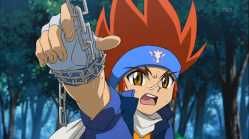 Beyblade Metal Fusion kertas dinding probably containing Anime titled Gingka Hagane!<3