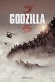 Godzilla 2014 possible movie poster