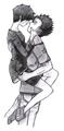 Gohan x Videl - gohan-and-videl fan art