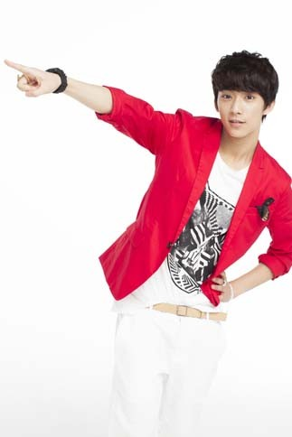 Gongchan for ORICON STYLE