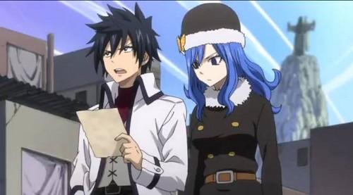 Gray and Juvia from OVA 6 <3