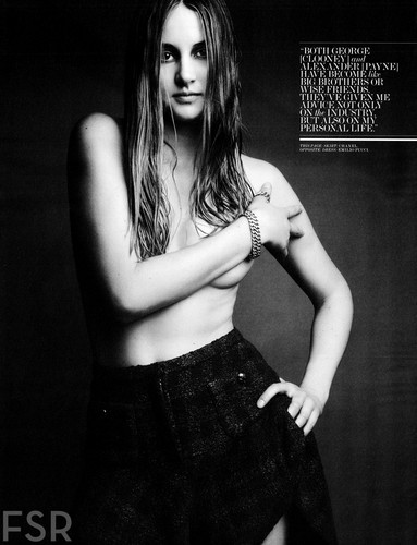 HQ Scans: Shai in 'Interview' Magazine USA [2013]