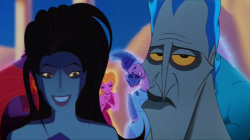 disney crossover achtergrond titled Hades and Eris