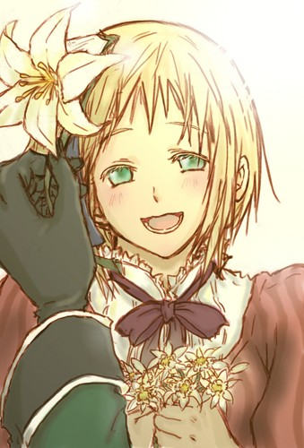 Happy Birthday Liechtenstein~! <3