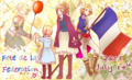 Happy Birthday! - hetalia-france fan art