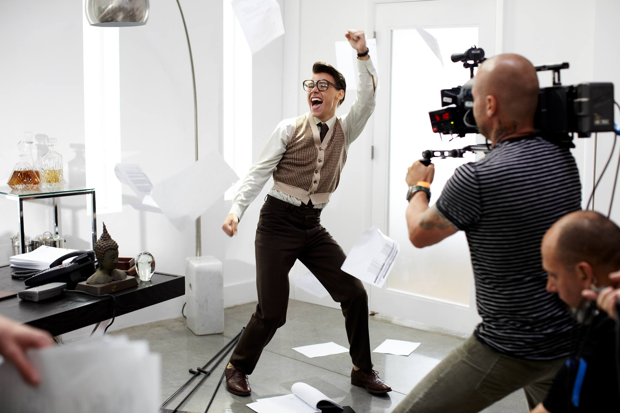 Harry in Best Song Ever - One Direction Photo (35059409 ...