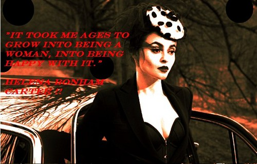 Helena Bonham Carter Quote