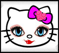 Hello Kitty Girl