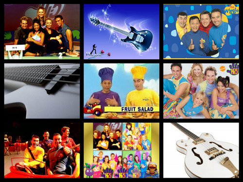 Hi-5 And The Wiggles