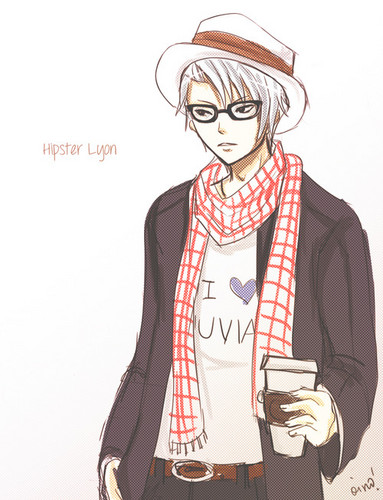 Hipster Lyon