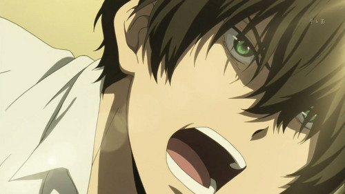 Hyouka 壁紙 containing アニメ called Houtarou Oreki