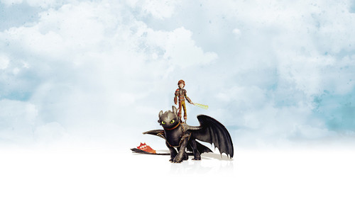 How To Train Your Dragon 2 fan fonds d'écran